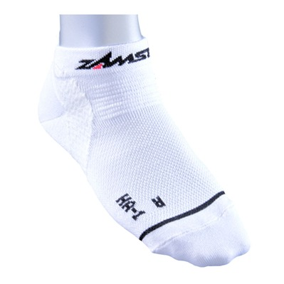 ZAMST - HA-1 RUN - Calcetines blanco