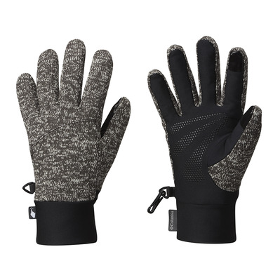 COLUMBIA - DARLING DAYS - Gloves - Women's - shark/black