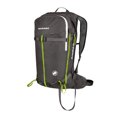 MAMMUT - FLIP REMOVABLE 3.0 - Mochila airbag graphite