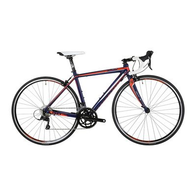 Bici de carretera LONGCLIFFE 3C blue/orange