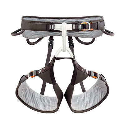 PETZL - AQUILA - Harness - dark brown