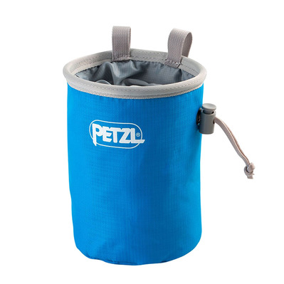 PETZL - BANDI - Chalk Bag - blue