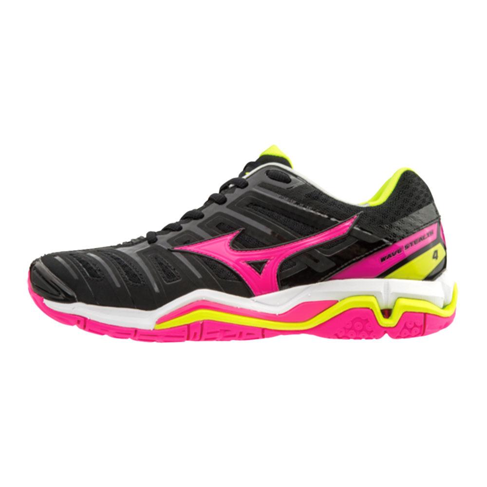 Mizuno WAVE STEALTH 4 Handball Shoes Women's black