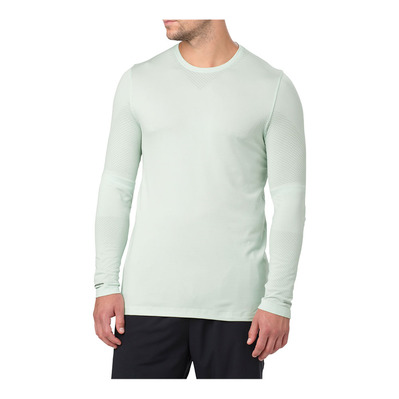 ASICS - SEAMLESS - Jersey - Men's - sprout green heather