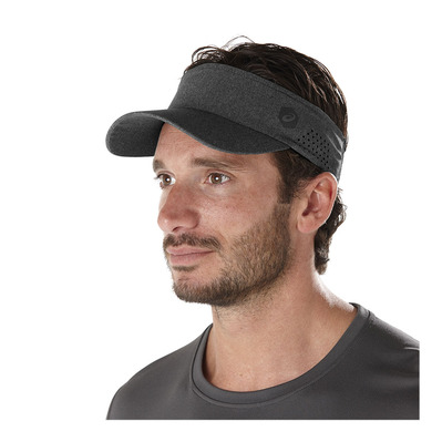 ASICS - PERFORMANCE - Visor - performance black