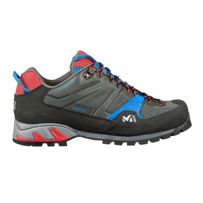 MILLET - TRIDENT GTX - Approach Shoes - Men's - grey/red
