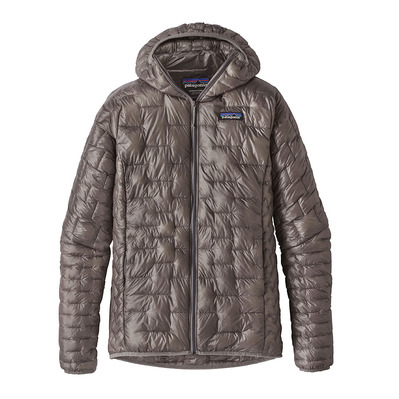 PATAGONIA - MICRO PUFF - Down Jacket - Women's - feather grey