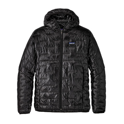 PATAGONIA - MICRO PUFF - Down Jacket - Men's - black