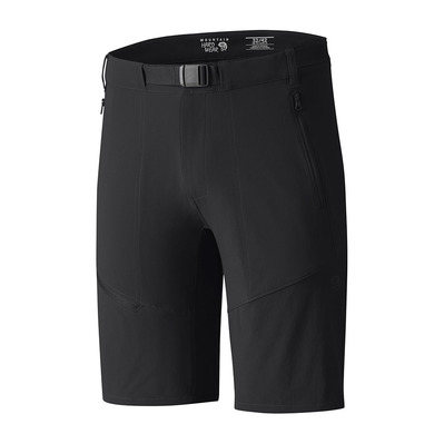 MOUNTAIN HARDWEAR - CHOCKSTONE HIKE - Short Homme black