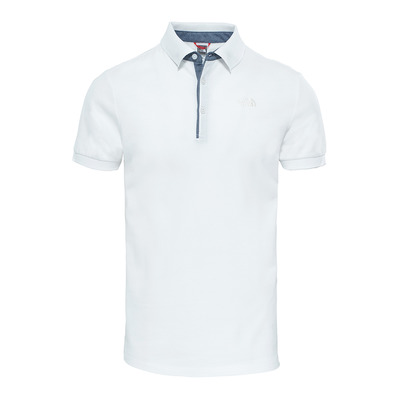 THE NORTH FACE - PREMIUM - Polo hombre tnf white/gardenia white