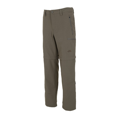 THE NORTH FACE - EXPLORATION - Pantaloni double face Uomo weimaraner brown