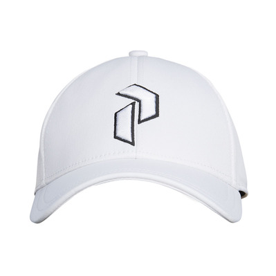 PEAK PERFORMANCE - PATH - Casquette white