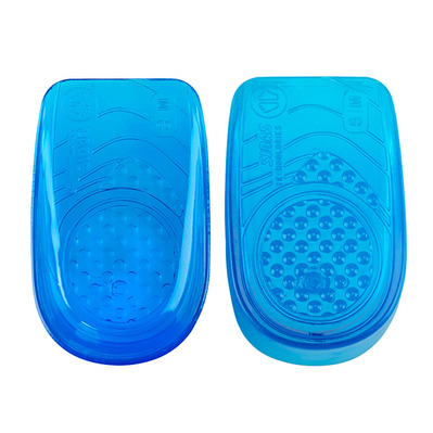 SIDAS - Pair of Gel Heel Cups - HEEL CUP blue