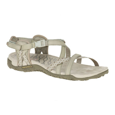 MERRELL - TERRAN LATTICE II - Sandals - Women's - taupe