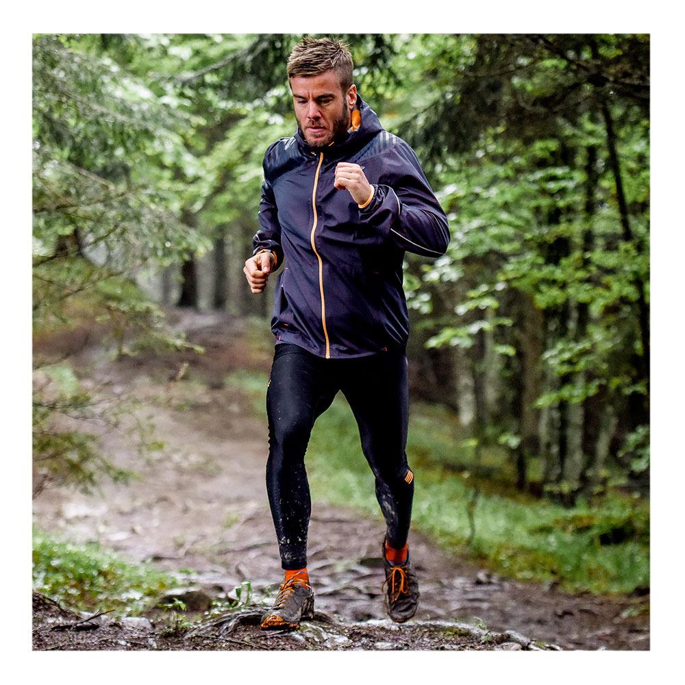 Craft Grit Taped Veste de Trail Homme Running