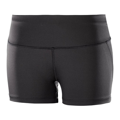 SALOMON - AGILE - Cycling Shorts - Women's - black