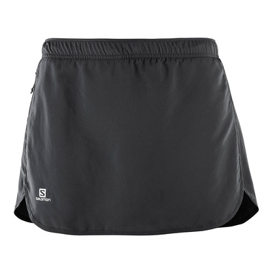 SALOMON - AGILE - Skort - Women's - black