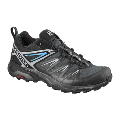 SALOMON - X ULTRA 3 - Hiking Shoes - Men's - phantom/black/hawaiian
