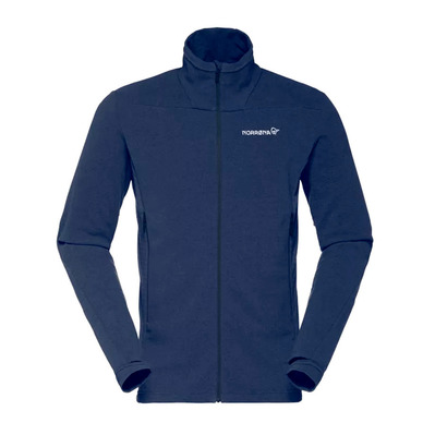 NORRONA - Polartec®  Fleece - Men's - FALKETIND WARM™1 indigo night