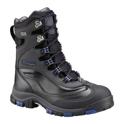 COLUMBIA - Botas hombre BUGABOOT PLUS TITANIUM black/royal