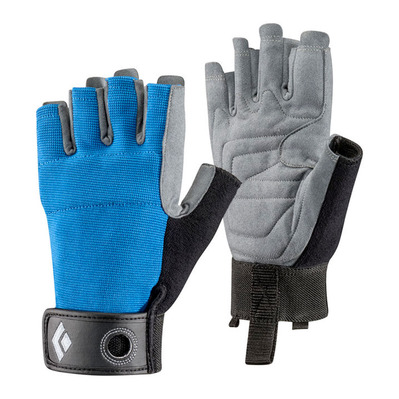 BLACK DIAMOND - CRAG - Fingerless Gloves - cobalt