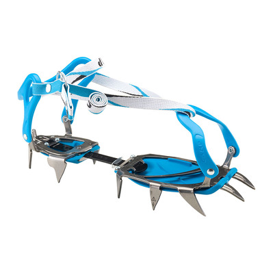 CAMP - Mountaineering Crampons - STALKER UNIVERSAL blue