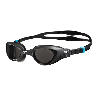 ARENA - THE ONE - Swimming Goggles - smoke grey/black