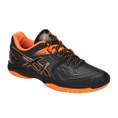 ASICS - BLAST FF - Chaussures hand Homme black/shocking orange