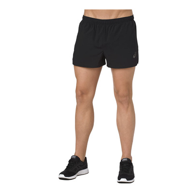 ASICS - SILVER SPLIT - Short Homme performance black