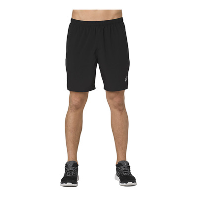 ASICS - SILVER 7IN 2-IN-1 - Short hombre performance black