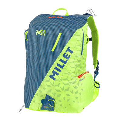 MILLET - PIERRA 25L - Sac à dos acid green