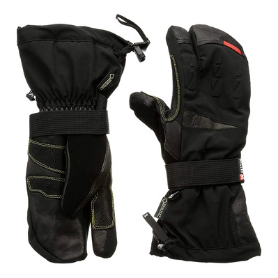 MILLET - EXPERT 3 FINGERS GTX - Gloves - black
