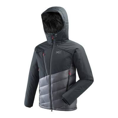 MILLET - ELEVATION DUAL - Hybrid Jacket - Men's - tarmac/black
