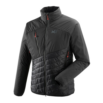 MILLET - ELEVATION AIRLOFT - Chaqueta híbrida hombre black