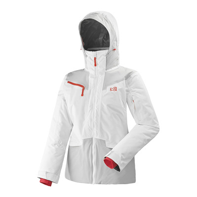 MILLET - THUDAKA - Jacket - Women's - cloud dancer
