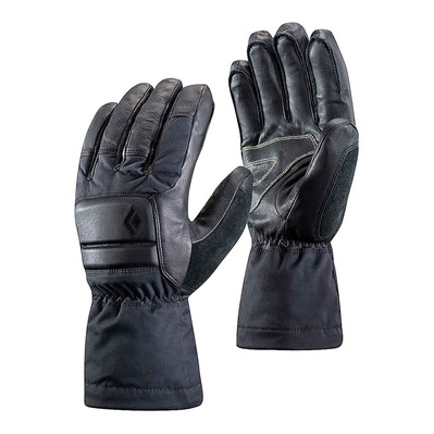 BLACK DIAMOND - SPARK POWDER GTX - Gloves - smoke