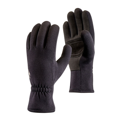 BLACK DIAMOND - MIDWEIGHT SCREENTAP - Gloves - black