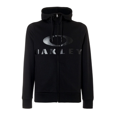 OAKLEY - BARK FZ - Sweat Homme blackout