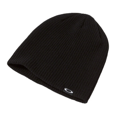 OAKLEY - BACKBONE - Bonnet Homme blackout