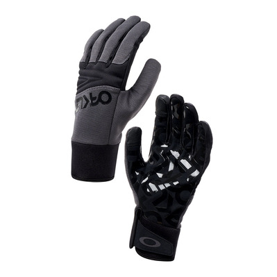 OAKLEY - FACTORY PARK - Gants Homme blackout