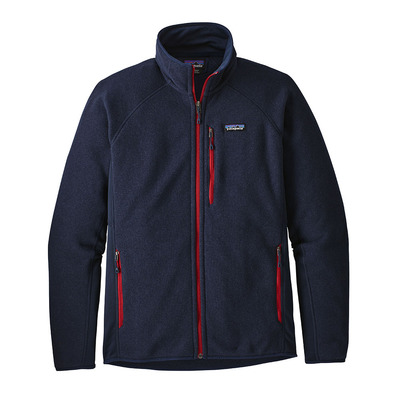 PATAGONIA - PERFORMANCE BETTER SWEATER - Polaire Homme navy blue