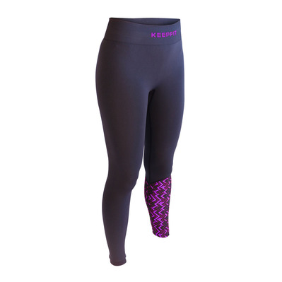 BV SPORT - KEEPFIT LIMITED - Legging Femme bleu/rose