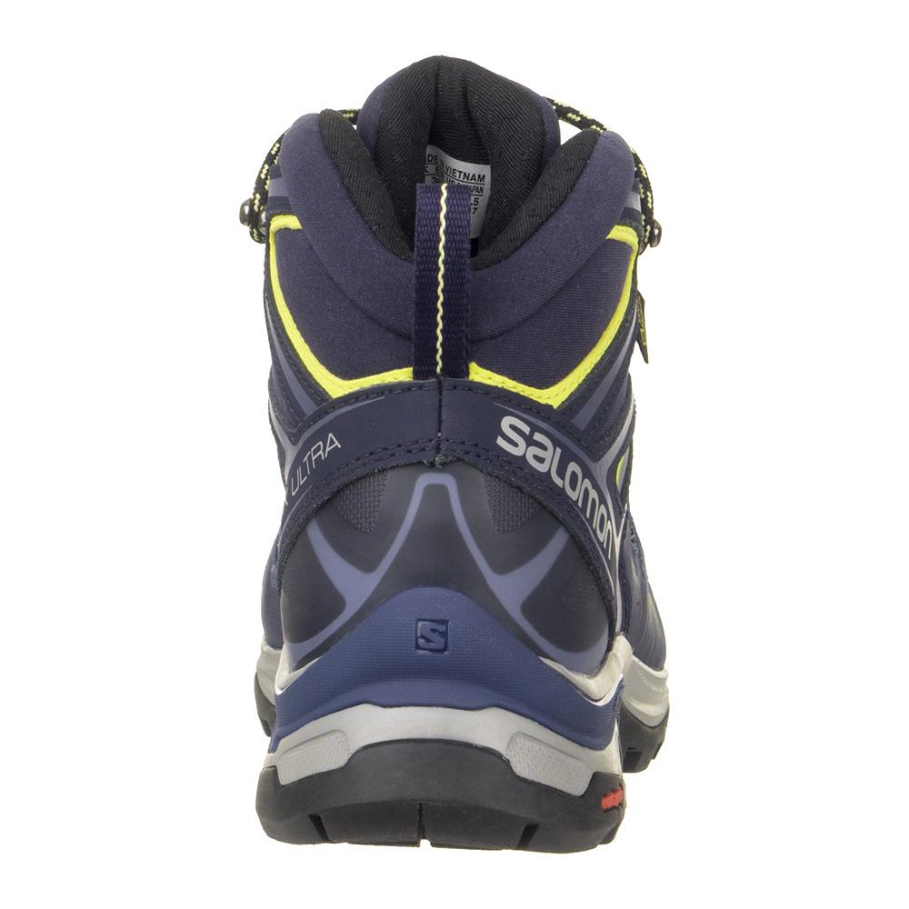 Salomon X ULTRA 3 GTX Chaussures randonnée Femme hydro