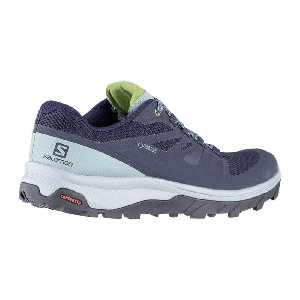 Salomon OUTLINE GTX Chaussures randonnée Femme trellis
