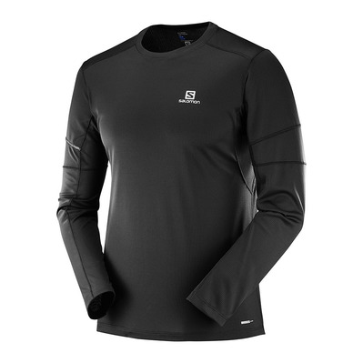 SALOMON - AGILE - Jersey - Men's - black