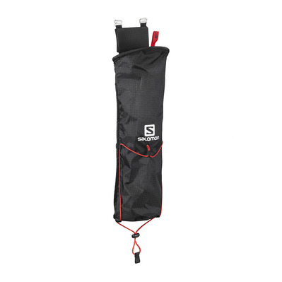 SALOMON - CUSTOM QUIVER - Pole Bag - black