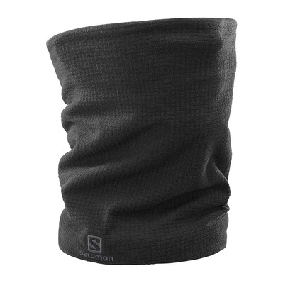 SALOMON - RS WARM - Neck Warmer - black
