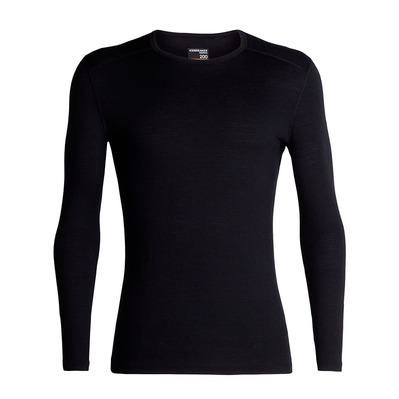 ICEBREAKER - 200 OASIS - Base Layer - Men's - black
