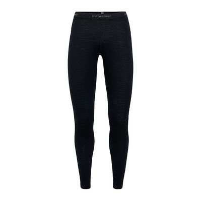 ICEBREAKER - 200 OASIS - Funktionsleggings Frauen black