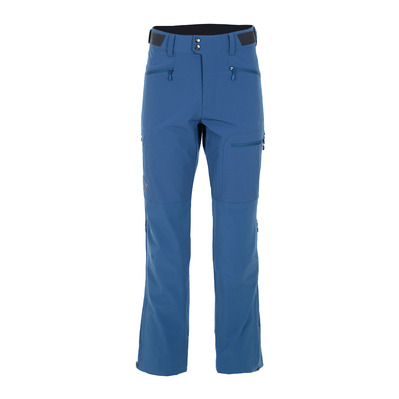 NORRONA - Pants - Men's - FALKETIND WINDSTOPPER HYBDRID denimite